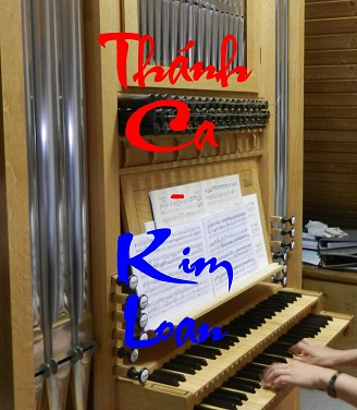 nhan de Thanh ca Kim Loan, tnttbs nhan de coi hinh lon - Thánh ca KL
