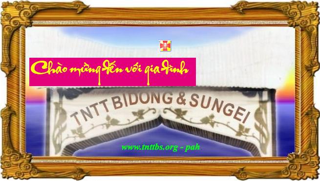 cổng chào Thiếu Nhi Thánh Thể Bidong Sungei - nhan de coi hinh lon